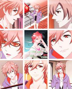 Cute Anime Boy, Anime Guys, Manga Anime, Kamichama Karin, Baka And Test, Brothers Conflict, Drama Games, Vampire Knight, Diabolik Lovers