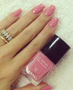 What a lovely shade of pink!