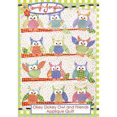 Okey-dokey-owl-and-friends-applique