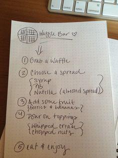 Ideas breakfast buffet ideas kids waffle bar for 2019 Churros, Pancake Bar, Teacher Breakfast, Breakfast Buffet, Eat Breakfast, Waffle Bar, Brunch Party, Pj Party, Party Buffet