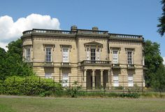 Meanwood Hall Leeds City, City Life, Good Old, North West, Country Living, Location History, Urban, Mansions, House Styles