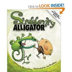 Suddenly Alligator: Adventures in Adverbs by: Rick Walton. Repinned by SOS Inc. Resources.  Follow all our boards at http://pinterest.com/sostherapy  for therapy resources.