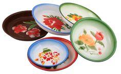 China Enamel Plate/ Rice Plate 14-26cm - China Enamel Plate, Dish