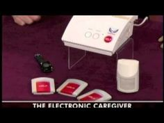 Dr Gadget on Wendy Williams with The Electronic Caregiver http://www.youtube.com/watch?v=gKHmuIXVy-4