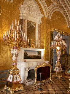 Beautiful! Very opulent