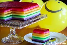 Children& Jelly Cake (Jelly Cake) + Other Gel Tips Birthday Parties, Birthday Cake, Gel Tips, Jelly Cake, Sweet Life, Food And Drink, Sweets, Snacks, Baking