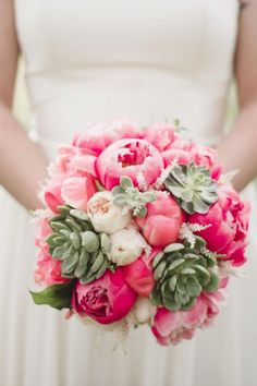 712 best Pink and Green Weddings images on Pinterest in 2018 ...