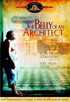Peter Greenway e sua preocupação estética simbólica nos deleita com A barriga do arquiteto (The Belly of an Architect). Para Greenway a realidad...