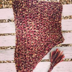 Willowwolffcreations, velvet reversible crochet adult pixie hood