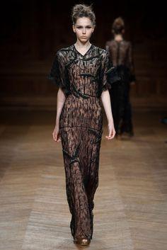 Oscar Carvallo Fall 2013 Couture