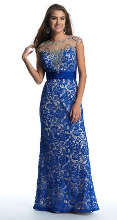 Dave & Johnny 10055 – Bedazzled Boutique #prom #bridesmaid #gowns