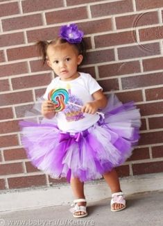 21734d5e2 Items similar to Birthday Girl outfit, first birthday outfit, Purplicious  Delight Set, Birthday Girl Tutu Skirt and Cupcake Bodysuit Set with Flower  Clip on ...