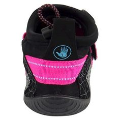 Women's Body Glove Realm Water Shoes - Black/Neon Pink 10
