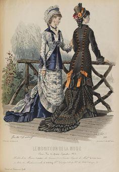 Le Moniteur de la Mode 1877 (D/1)