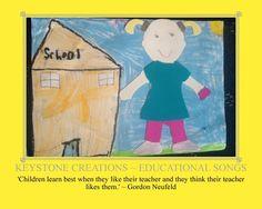 'Children learn best when they like their teacher and they think their teacher likes them.' ~ Gordon Neufeld