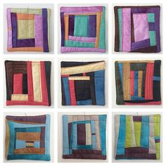 The Slightly Mad Quilt Lady: 100 Days Project