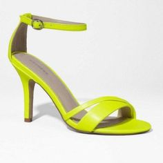 Express neon sandal Brand new adding photos tomorrow Express Shoes