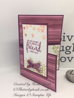 Share what you love stable door card by Flutterbyheidi