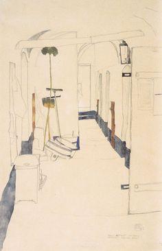 Egon Schiele - Nicht gestraft, sondern gereinigt fühl ich mich 20-04-1912 - Egon Schiele - Wikipedia, la enciclopedia libre