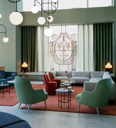 Barcelo Torre de Madrid Hotel by Jaime Hayon   Yellowtrace