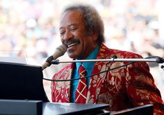 Allen Toussaint, Rock and Roll Hall of Fame-inducted songwriter, producer, pianist, performer and New Orleans legend, passed away at the age of 77. Josh Brasted/WireImage/Getty by Daniel Kreps Allen Toussaint, the Rock and Roll Hall of Fame songwriter, producer, pianist, performer and New Orleans legend