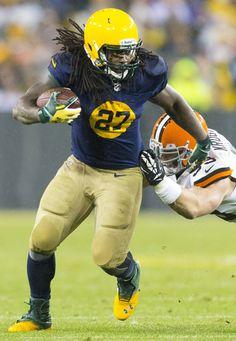 Green Bay Packers football uniforms