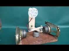 How to Make free energy Generator With Magnet very easy - Experiment DIY Science Project School 2018 - YouTube