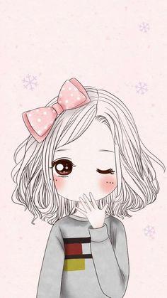 40 full hd cute anime wallpapers for desktop Art Kawaii, Kawaii Chibi, Cute Chibi, Anime Kawaii, Drawing Wallpaper, Cute Anime Wallpaper, Cartoon Wallpaper, Girl Wallpaper, Cute Couple Drawings