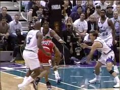 Larry Bird-Julius Erving Fight, Charles Barkley-Shaquille O'Neal Brawl Highlight Top 10 NBA Fights of All Time | Photo Gallery | NESN.com