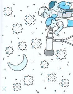 schrijfpatroon voor kleuters sterren Space Preschool, Space Activities, Robot Monster, Pediatric Ot, Stars Craft, Theme Days, Space Theme, Day For Night, Worksheets For Kids