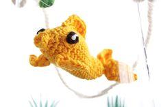 Un poisson au bout de mon crochet • Amigurumi poisson • Poisson d'avril au crochet / Amigurumi Fish •Crochet fish