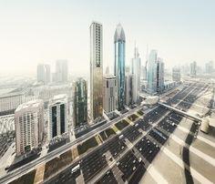 Dubai by Johannes Heuckeroth