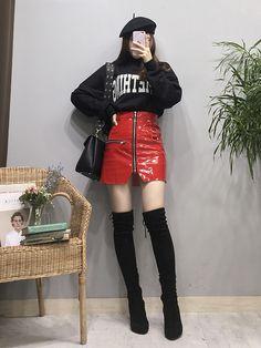 Korean Fashion|Fashionable and Badass ✨@oliwiasierotnik✨