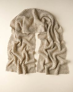 Ravelry: Aperture Wrap pattern by Purl Soho Knitting Patterns Free, Knit Patterns, Free Knitting, Knitting Scarves, Purl Soho, Wrap Pattern, Knit Wrap, Knitting Accessories, Pullover