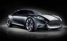 #Hyundai #HND-9 #Concept  A glimpse into the future of the Genesis coupe.