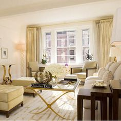 A touch of Luxe: Inspiration : Gold