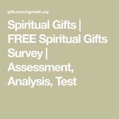 picture regarding Printable Spiritual Gifts Test for Youth titled Non secular Items