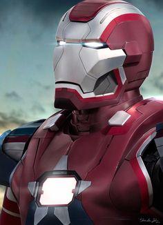 iron patriot by sheridan
