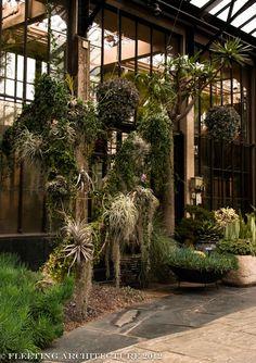 Longwood Gardens Conservatories   Silver Garden   10