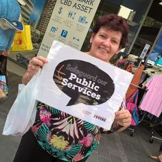 Tropical Townsville understands climate change. No to CSIRO cuts. No to regional BOM job axing.