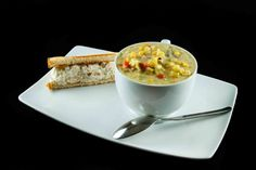 Corn Chowder and Ask Chef Dennis - A Culinary Journey With Chef Dennis