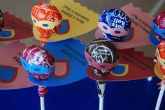 Superhero+Lollipop Saba v day cards