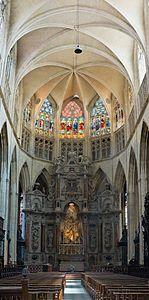 cathédrale Saint-Étienne, Toulouse