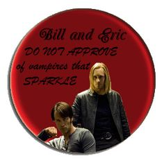 #trueblood  Not to have any twilight panties wadded up but seriously....vegetarian vampires go against the whole point. ;)