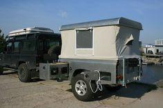 Экспедиционный прицеп-палатка (OFF-ROAD-kamper) - Авто Трэвел - Форум о домах на колесах - Все вопросы по ЭКСПЛУАТАЦИИ - Прицепы-палатки