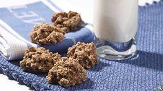 Biscuits à l'avoine, aux légumineuses et au chocolat: ingrédients, préparation, trucs, information nutritionnelle