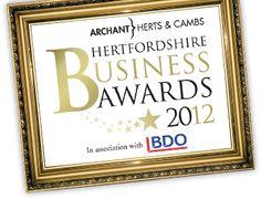 Archant - Hertfordshire Business Awards - Home