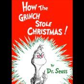 The Grinch, whose heart is two sizes too small, hates Who-ville's holiday celebrations, and plans to steal all the presents to prevent Christmas from coming. To his amazement, Christmas comes anyway, and the Grinch discovers the true meaning of the holiday.