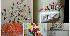 How to make pista shell bird for wall decoration ~ Crazzy Craft Crafts For Kids, Arts And Crafts, Diy Crafts, Craft Projects, Projects To Try, Craft Ideas, Pistachio Shells, Wall Decor, Wall Art