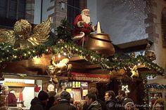 Christmas Market: Basel Switzerland #EuropeanChristmasMarkets #Switzerland #Travel